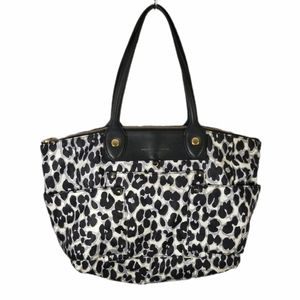 Marc by Marc Jacobs Nappy Diaper Bag Shopping Tote Leopard Print